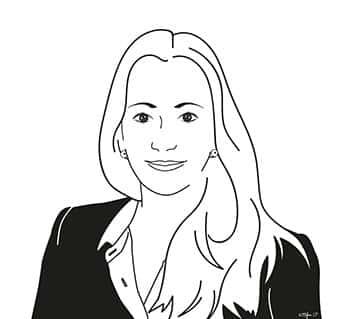 Élodie Taisne, Conseillère financière au service des expatriés