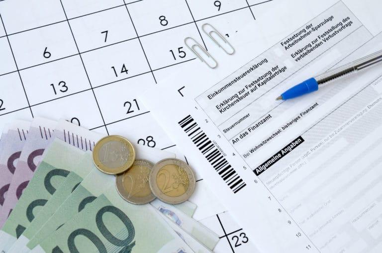 Quels sont les impôts allemands dont vous êtes redevable ?