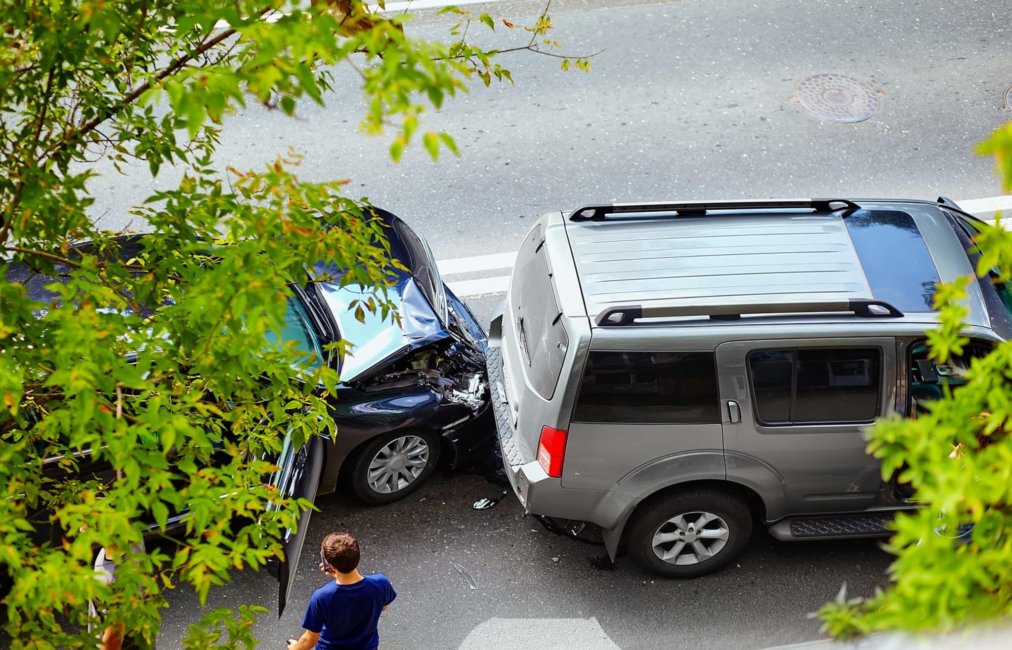 Les accidents de la route en Allemagne