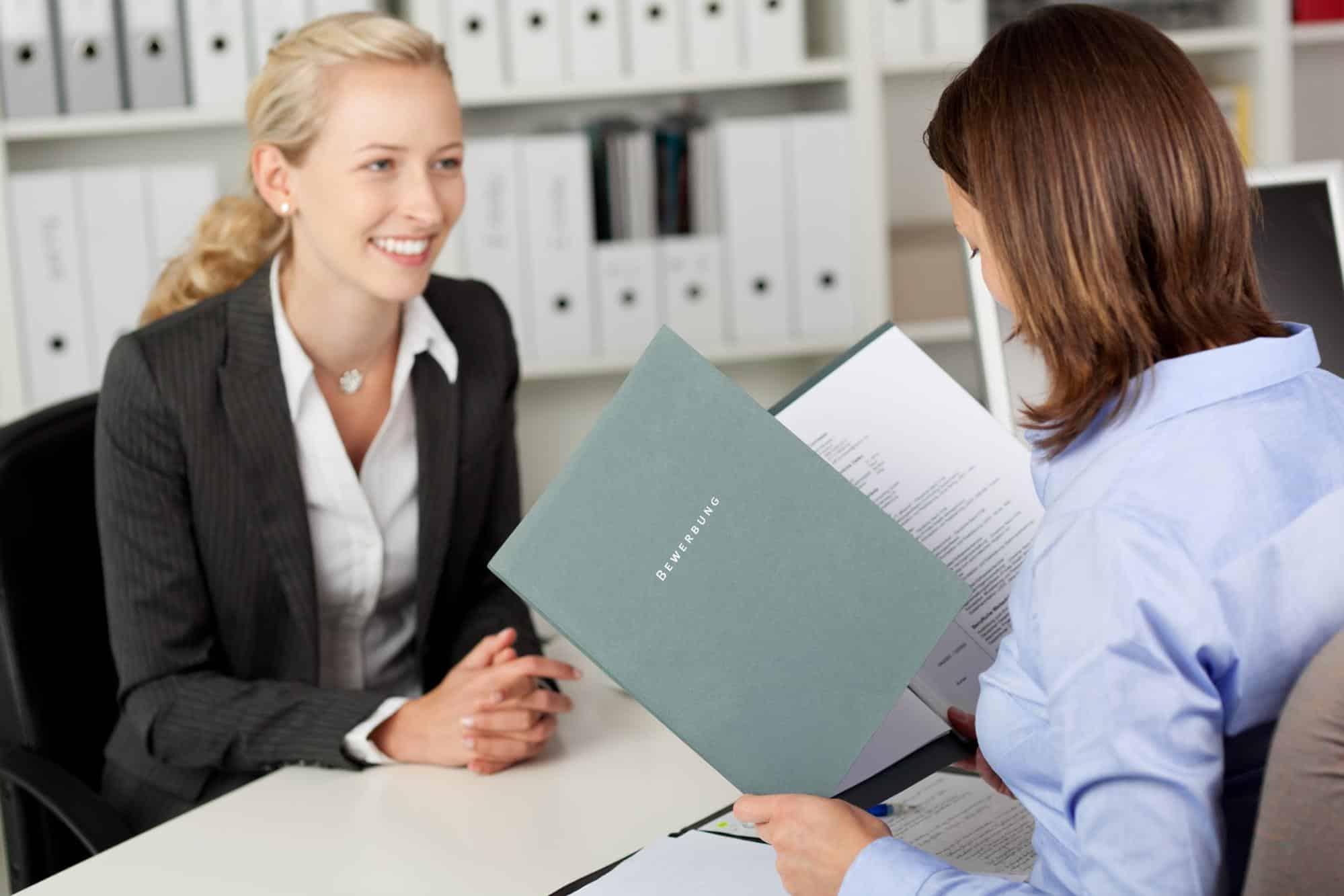 Candidature et recherche d'emploi en Allemagne