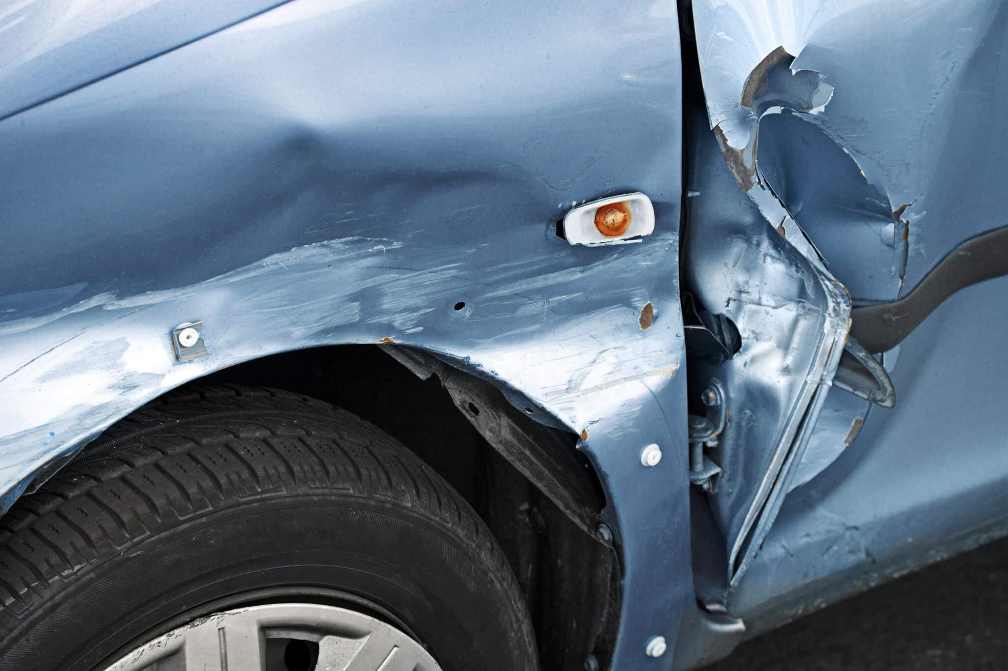 Un accident en Allemagne