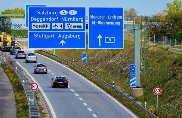 Comment circuler en Allemagne avec une véhicule français