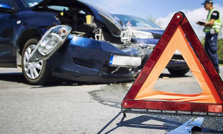 Indemnisation accident de la route en Allemagne