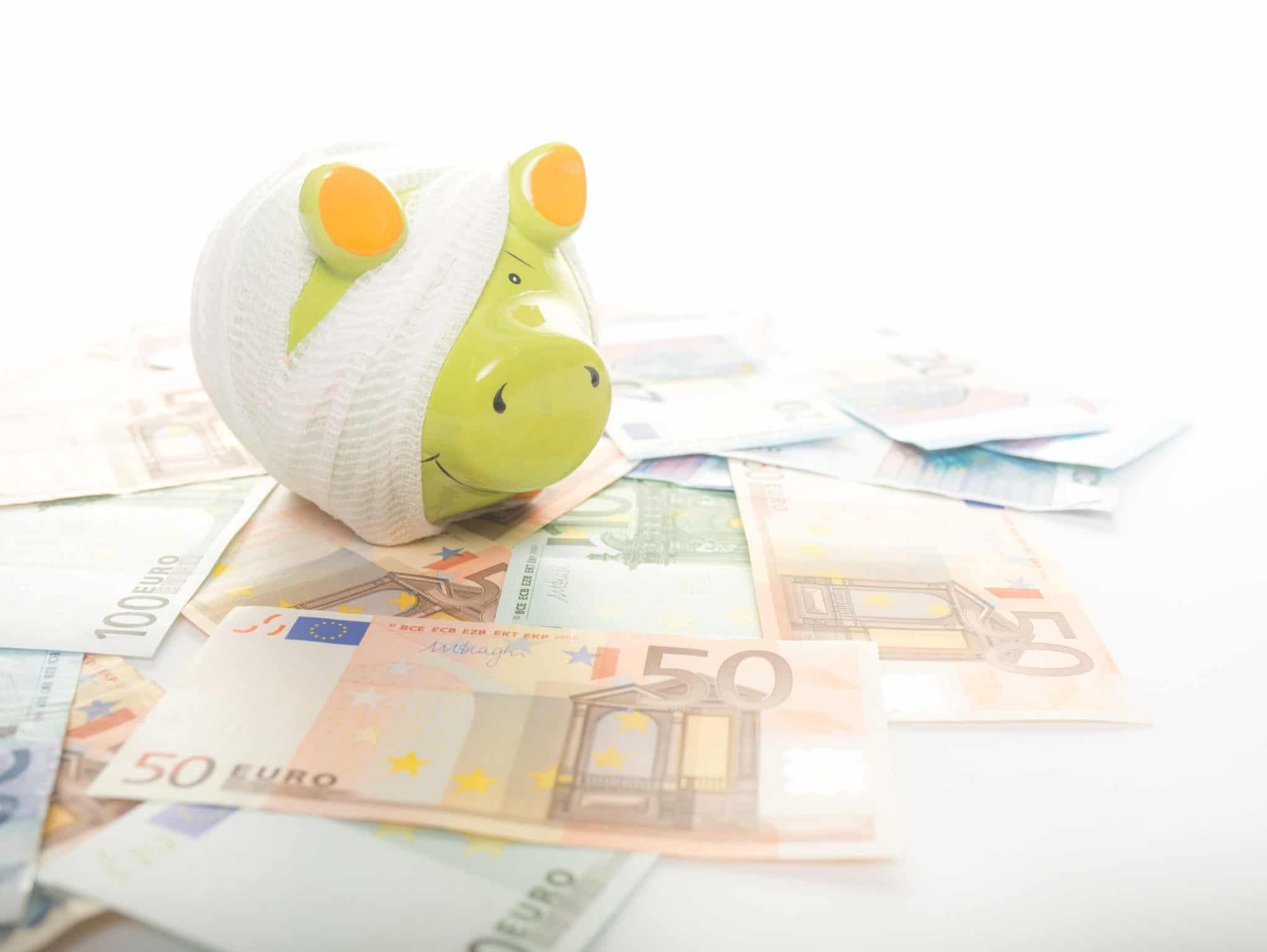 Quel revenu vais-je percevoir pendant mon congés maladie en Allemagne